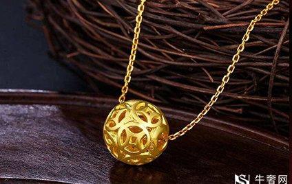 黄金回收今天一克多少钱