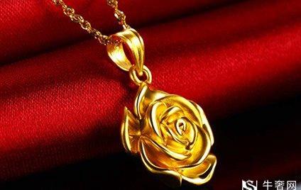 黄金项链在黄金回收上价格多少