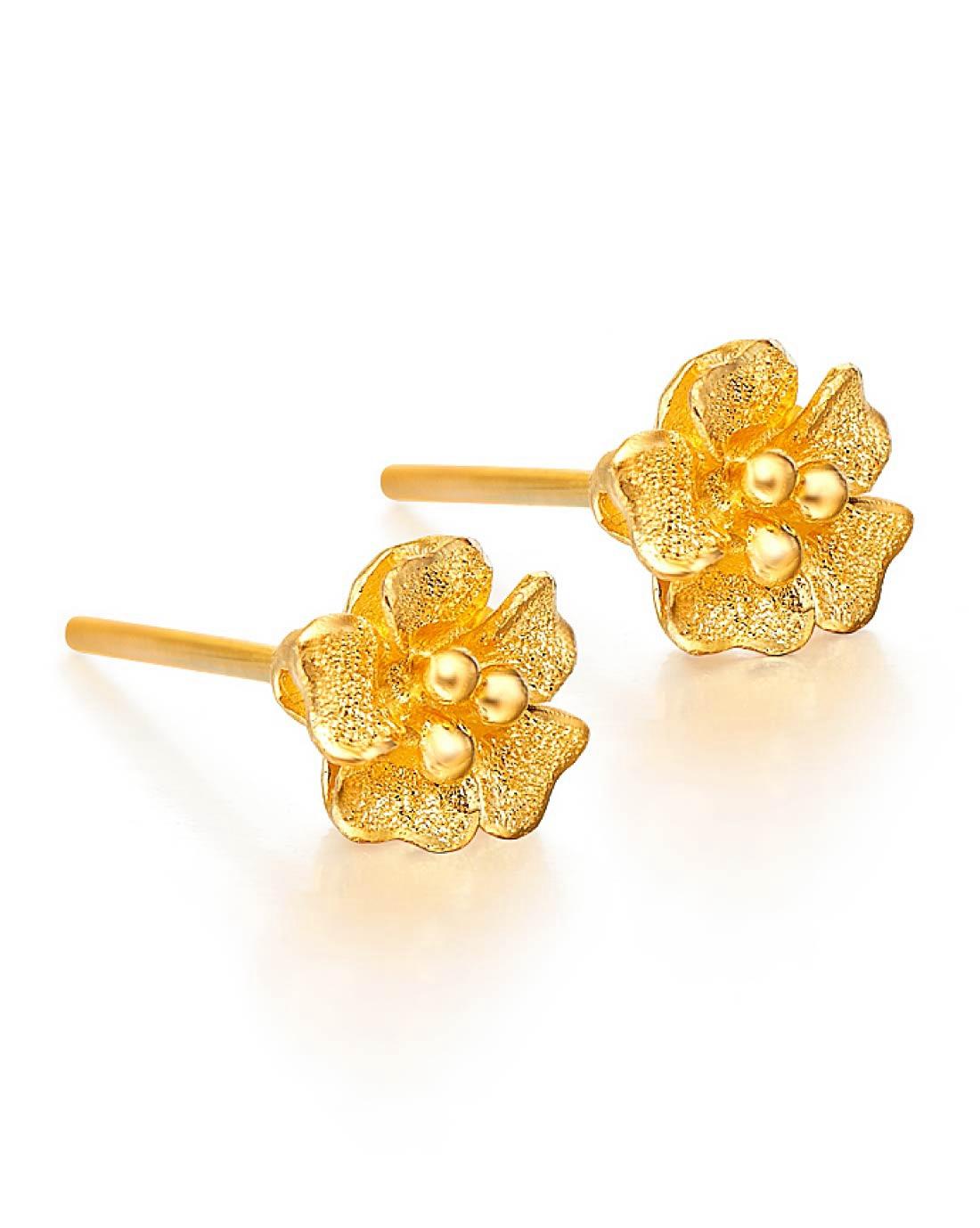 黄金耳环回收