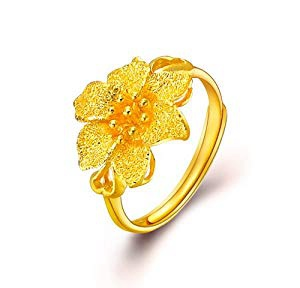 黄金戒指回收