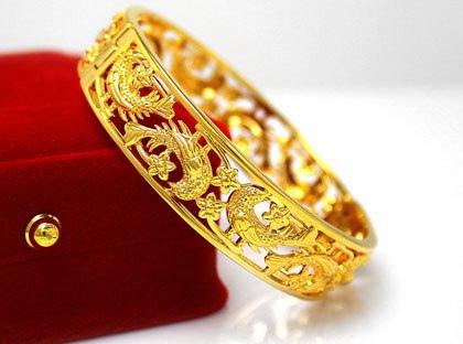 黄金手镯回收