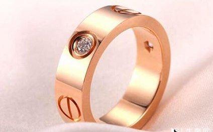 卡地亚二手戒指回收价格高吗
