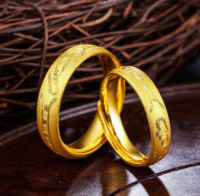 金戒指回收