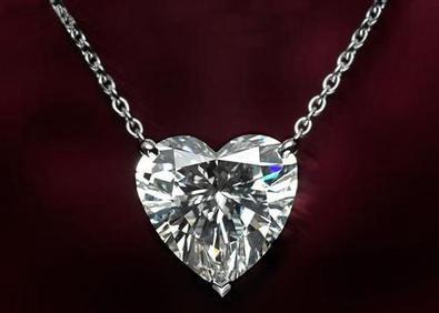 卡地亚钻石项链回收