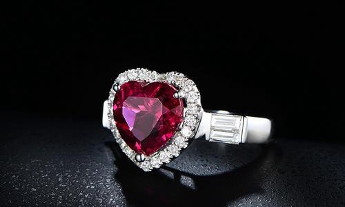 心形钻石回收