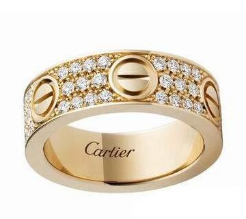 回收卡地亚戒指