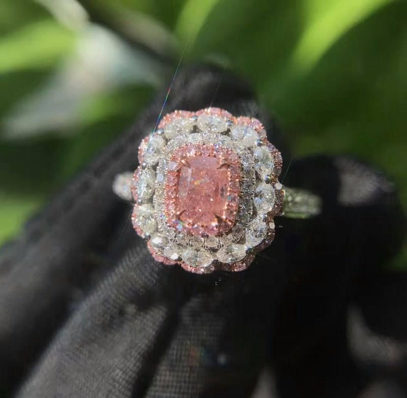 彩色钻石回收