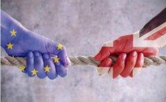 讨价还价!欧盟愿意与英国达成贸易协议!前提是英国要做出让步?