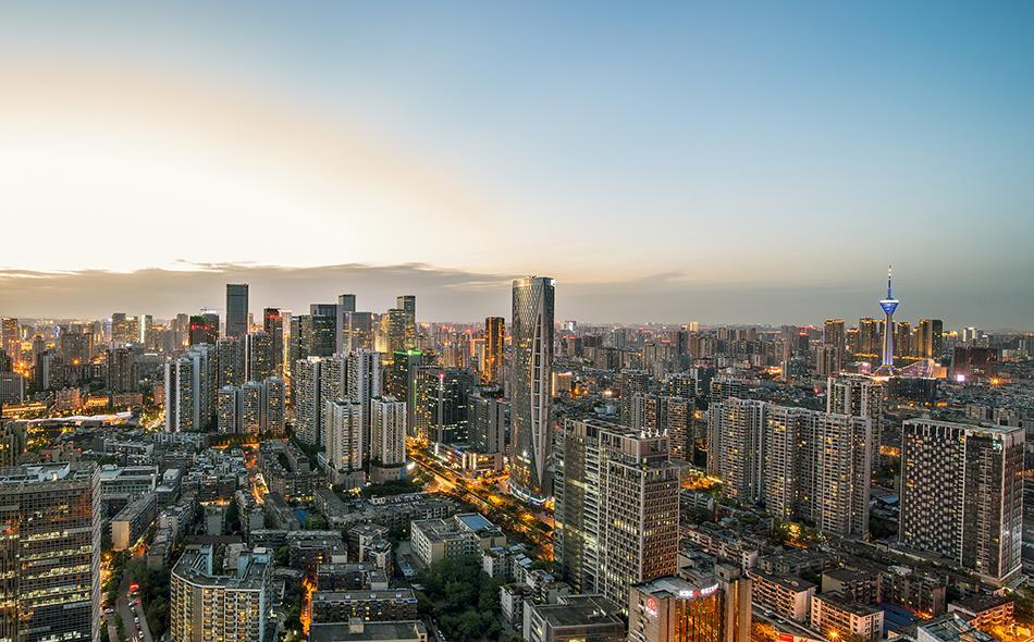 成都未来楼市或继续趋稳。 视觉中国 资料图