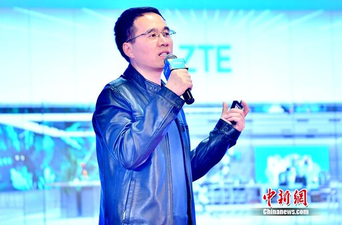 中兴通讯终端事业部总经理倪飞