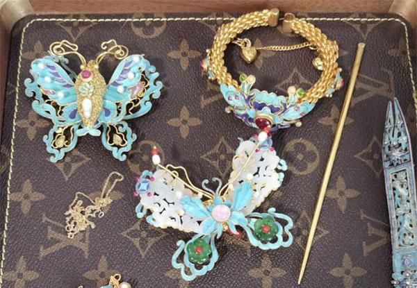 非法出售、收购珍贵濒危野生动物白胸翡翠制品案件