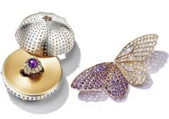 蒂芙尼Tiffany 推出 2021 Blue Book 高级珠宝系列新作