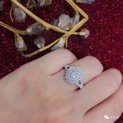 求婚钻戒选多大的,最适合求婚的钻戒分数推荐