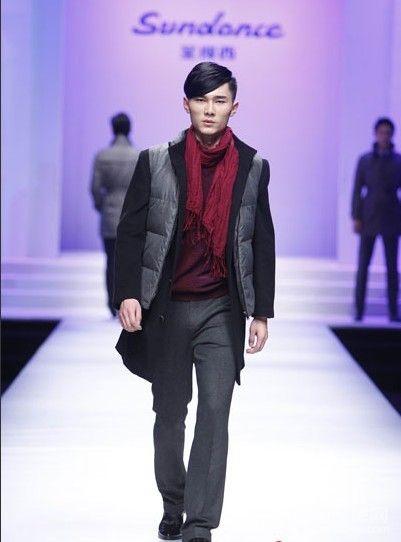 男装十大品牌圣得西2011中国时尚男装流行趋势