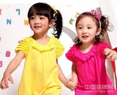 蕾凯依Sa Ruelle童装品牌具有独特韩国风尚