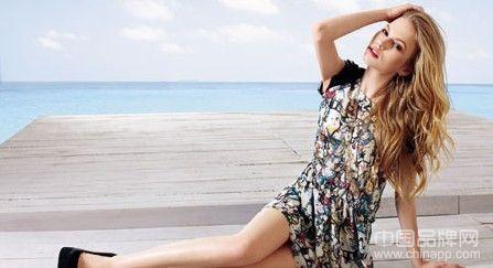 玛莲露品牌女装2011春夏新品系列