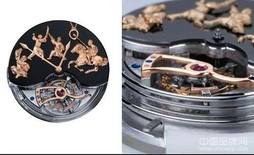 三问瑞士品牌手表