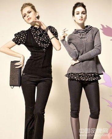 香影品牌女装2011新品系列