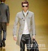 最时尚的男士风衣搭配,让男人更有型