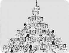 心理防线脆弱  学生成网络传销主力