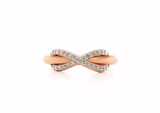 """无限""""符号( Tiffany Infinity系列)"""