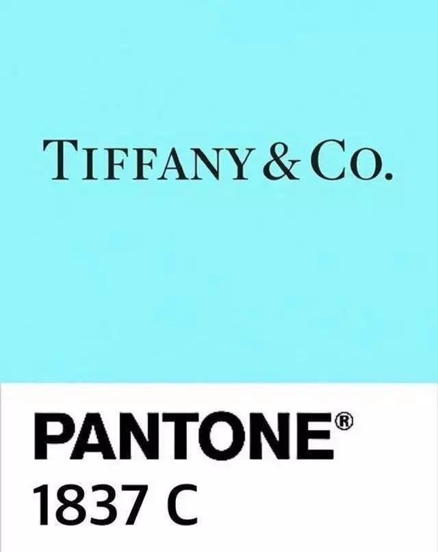 专属的 Pantone 色号,却没人找得到