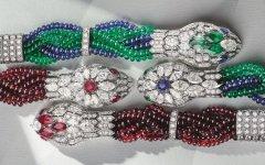 宝格丽Bulgari推出新款灵蛇珠宝腕表,超好看!
