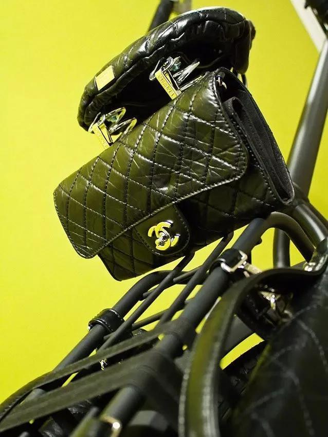 香奈儿最贵的自行车