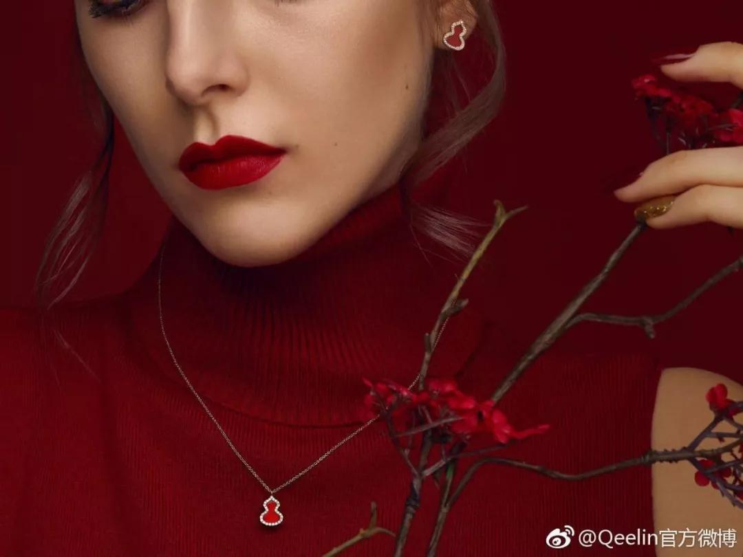 麒麟珠宝葫芦项链