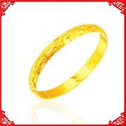 黄金龙凤手镯的由来及正确的佩戴方法