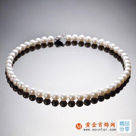 珍珠,珍珠大小,珍珠项链