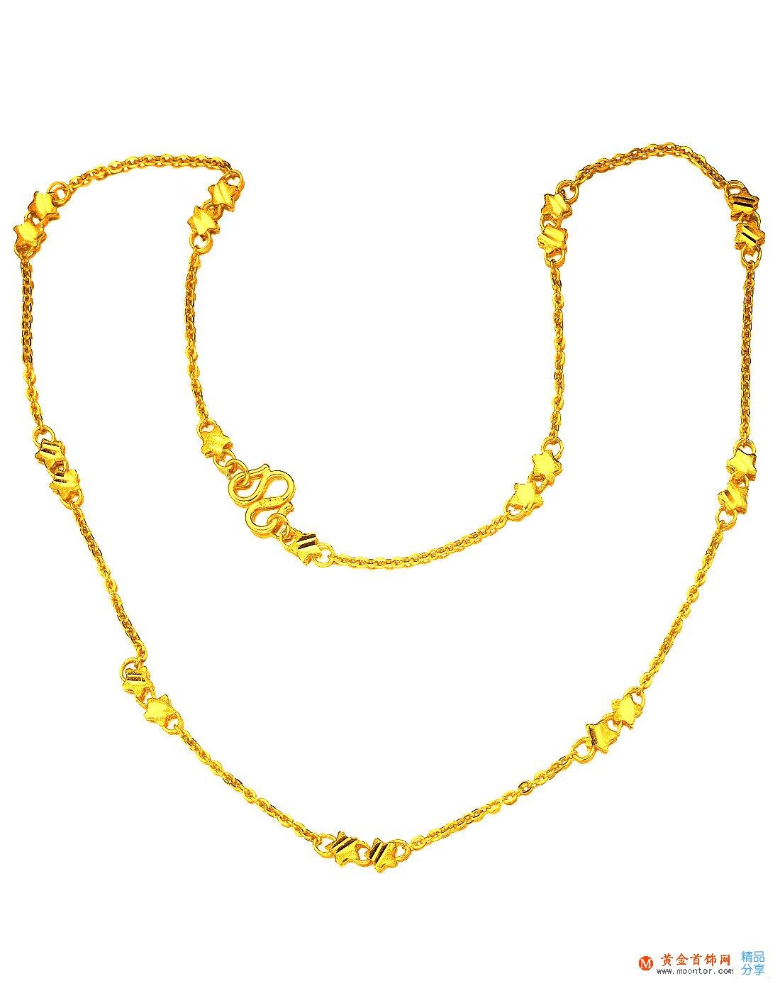 关于足金项链的几个疑问_黄金首饰网