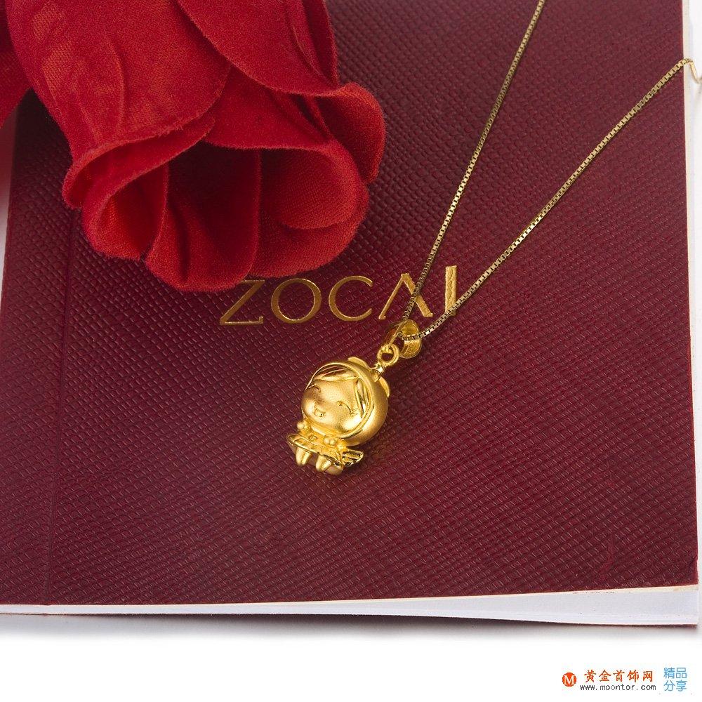 黄金首饰网佩戴千足金项链的好处