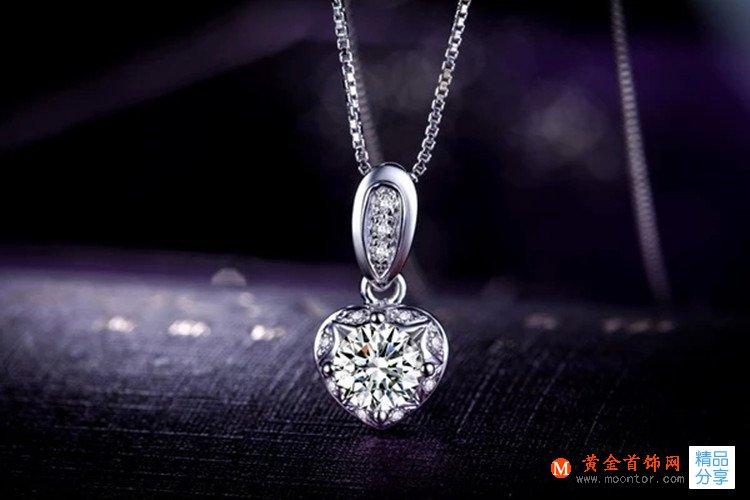 黄金首饰网的钻石项链要怎么保养