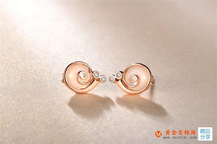 玫瑰金耳钉戴法 玫瑰金耳钉保养方法