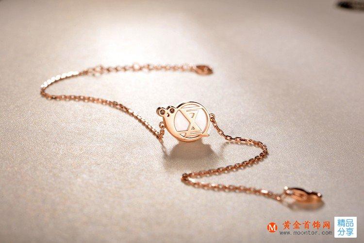 手链,手链的挑选,黄金首饰网手链