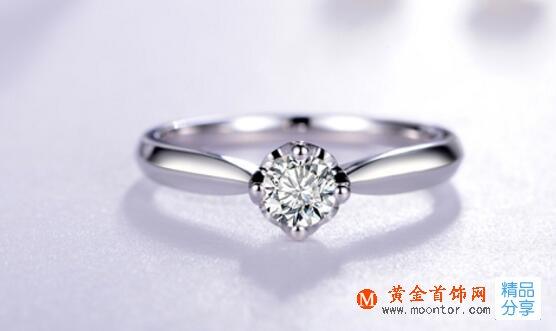 戒指,求婚戒指,黄金首饰网