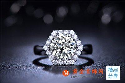 戒指,钻石戒指,黄金首饰网