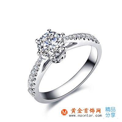戒指,婚戒,黄金首饰网