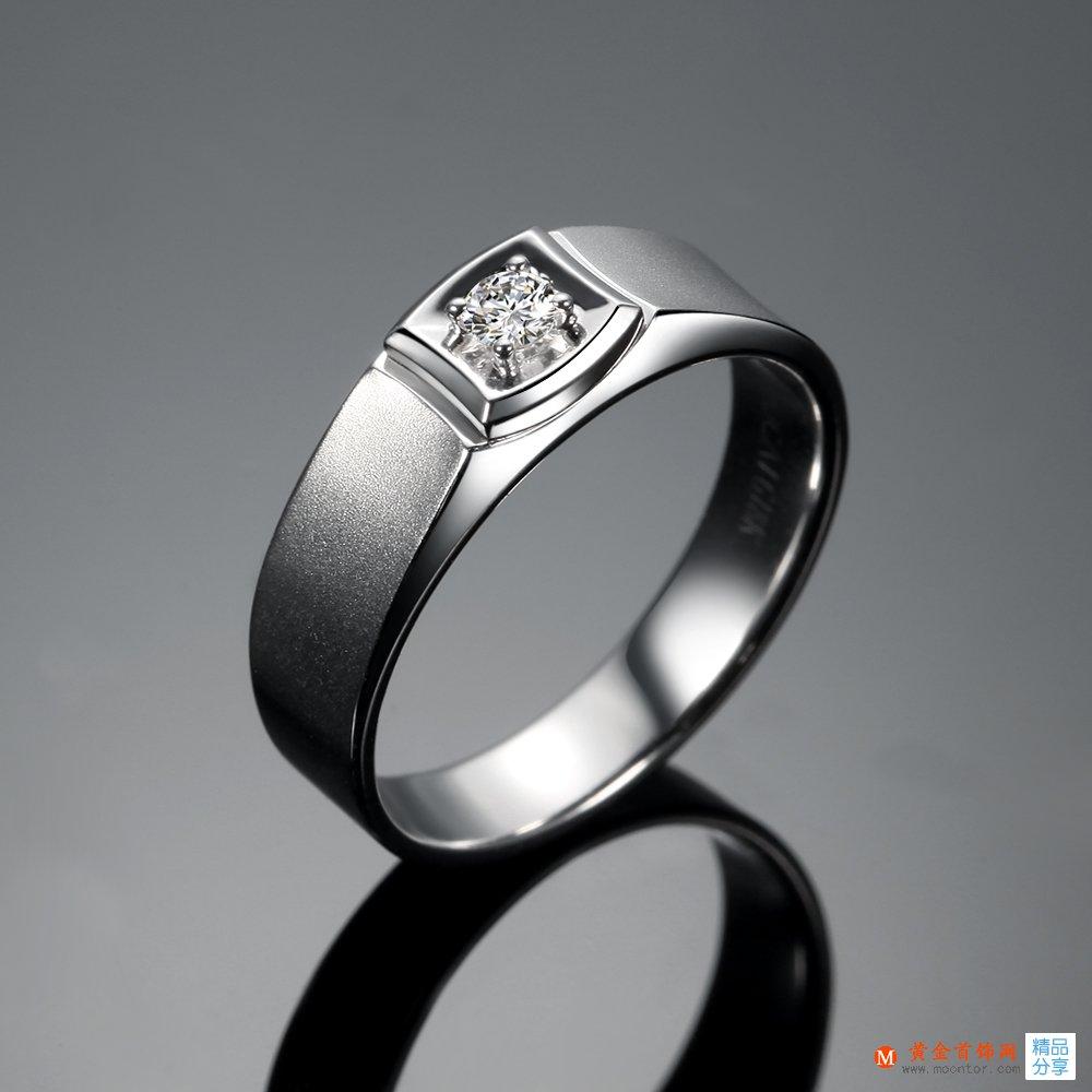 戒指,男戒,黄金首饰网