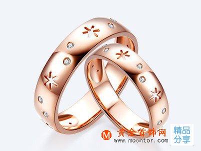 戒指,对戒,黄金首饰网