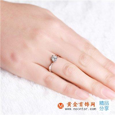 戒指,铂金戒指,钻石戒指