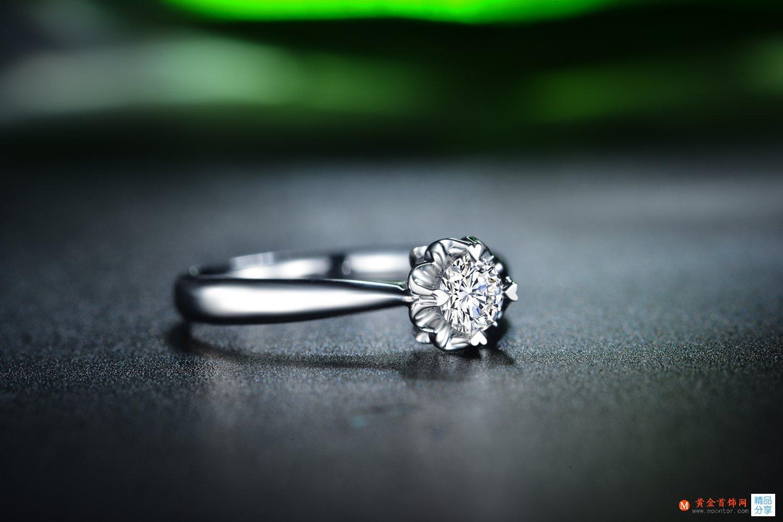 铂金戒指多少钱
