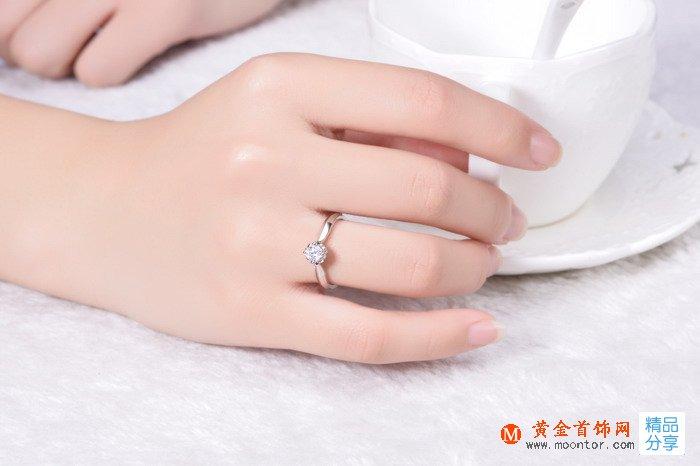 戒指戴在食指的意义
