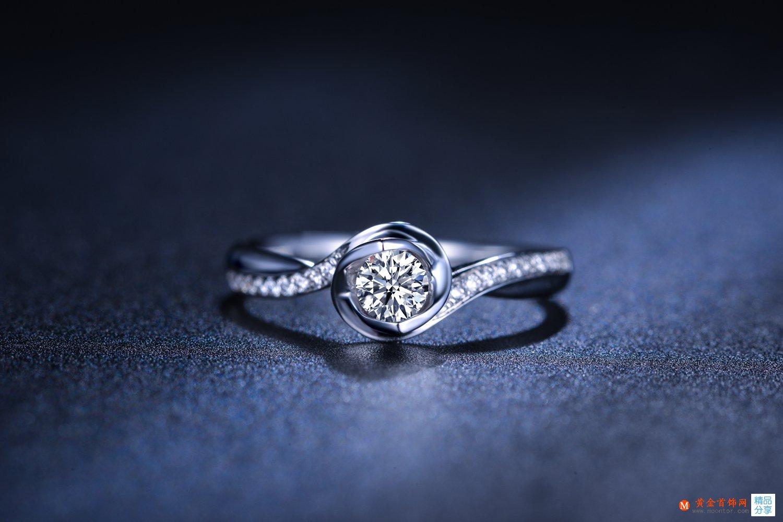钻石对戒多少钱