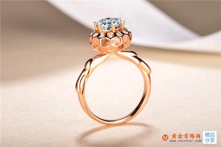 戴戒指的含义
