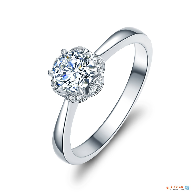 钻戒,戒指,黄金首饰网钻戒