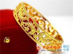 黄金饰品要怎么佩戴才好看