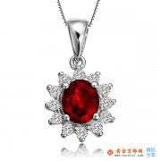 红宝石吊坠的保养方法 红宝石吊坠保养
