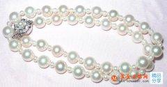 高档珍珠项链的价格参考 珍珠项链价格